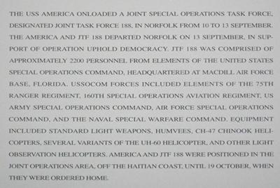 USS-AMERICA-(CV-66)-Operation UPHOLD DEMOCRACY