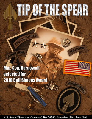 tip of the spear magazine