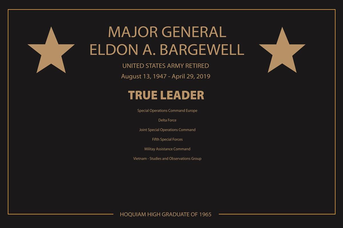 True Leader Plaque