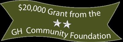 Grays Harbor Community Foundation Grant