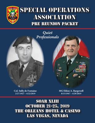 Special Operations Association Reunion 2019