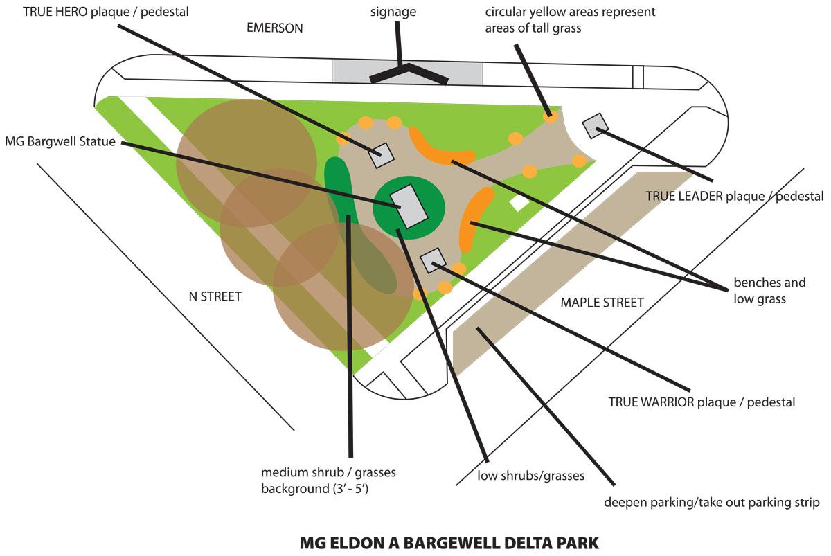 Delta Park Schematic